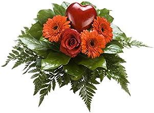 Blumenstrauß Liebesrausch - LIEFERUNG ZWISCHEN 12.-13.02.2016