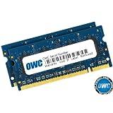 OWC 4.0GB Kit (2x 2GB) PC2-6400 DDR2 800MHz SO-DIMM 200 Pin Memory Upgrade Kit