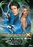echange, troc Mutant X: Season 2 Vol 2.2 [Import USA Zone 1]