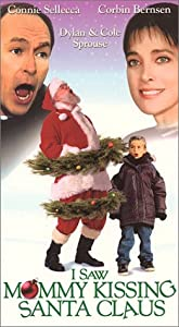 I Saw Mommy Kissing Santa Claus Vhs by Regent