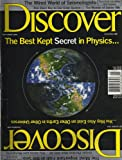 img - for Quantum Shmantum: Physicist David Deutsch Shares the Best Kept Secret in Physics, Alternate Universes. The Most Important Fish in the Sea: You've Never Heard Of. Stardust: Who Parented Our Solar System. (Discover, December 2001 - Volume 22, Number 9) book / textbook / text book