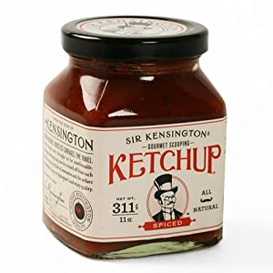 Sir Kensingtons Spicy Scooping Ketchup 11 Ounce by Sir Kensingtons