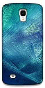 The Racoon Lean icy texture hard plastic printed back case / cover for Samsung Galaxy S4 Active