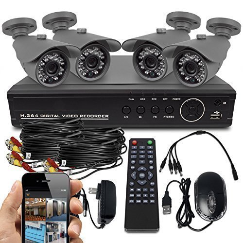 Best Complete Home Surveillance Systems Reviews