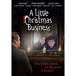 A Little Christmas Business