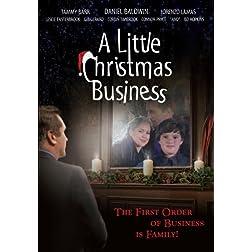 A Little Christmas Business