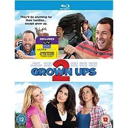 Grown Ups 2 [Blu-ray]