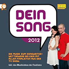 Dein Song 2012 [+video] [+digital booklet]