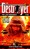 Last Monarch (The Destroyer, No. 120) (0373632355) by Warren Murphy