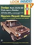 Dodge Ram 50/D-50 Pickups and Raider,...