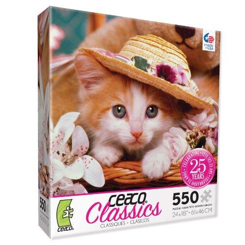 Ceaco Classics Shady Lady 550 Piece Jigsaw Puzzle
