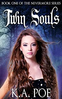 Twin Souls by K.A. Poe ebook deal