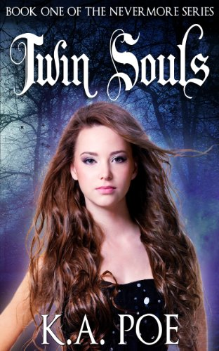 Twin Souls (Nevermore, Book 1) - A Vampire Hunter Book | freekindlefinds.blogspot.com