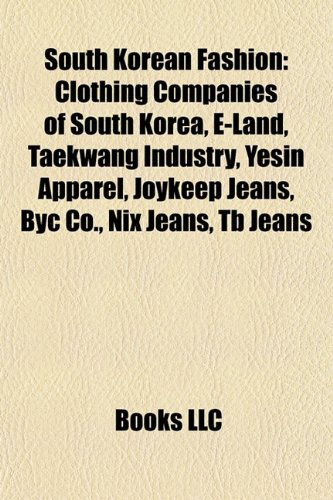 korean fashion clothing South Korean Fashion: Clothing Companies ...