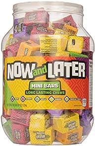 Now & Later Classic Mini Bars – 60.7o…