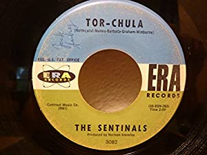 latin'ia / tor-chula 45 rpm single