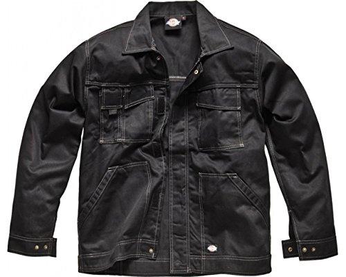 Dickies, IN30010, Cintura Industria giacca 300 BK nero 3XL