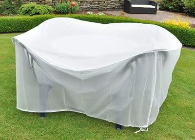 Gartenmöbelabdeckhaube 200x80cm UV-und Wasserfest von Haushalt International auf Gartenmöbel von Du und Dein Garten