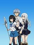 【Amazon.co.jp限定】ストライク・ザ・ブラッド OVA 前篇<初回生産限定版> (前・後篇連動購入特典:「描き下ろしOVA前・後篇収納BOX」引換シリアルコード付)  [Blu-ray]