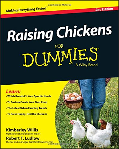 Download Raising Chickens For Dummies