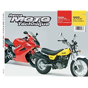 Rmt 133.1 Honda Vfr 800 (02/04) Suzuki Rv 125(03/04) (French Edition) Etai
