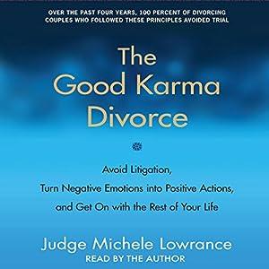 The Good Karma Divorce Audiobook