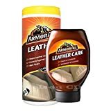 ArmorAll Leather Wipes, Leather Care 530ml - PRO66