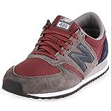 New Balance U420 Trainers - Grey