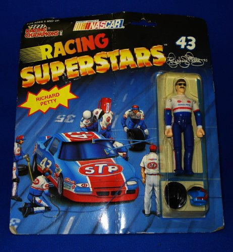 NASCAR Racing Superstars!! #43 Richard Petty