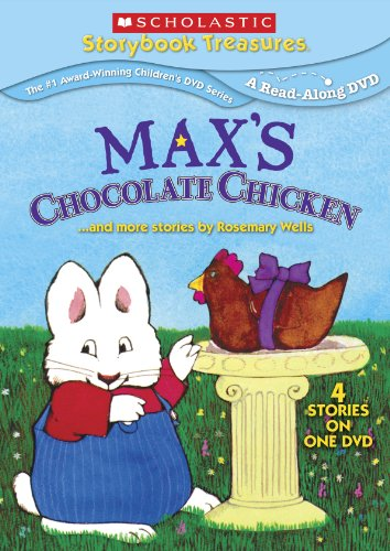 Max's Chocolate Chicken & More Stories By Rosemary (Scholastic Storybook Treasures)