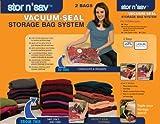 Stor N' Sav 1 Pack Storage Bag with Bonus Bag