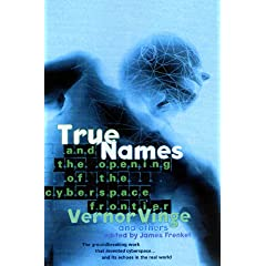 Cover von 'True Names: And the Opening of the Cyberspace Frontier'