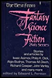 Best from Fantasy and Science Fiction, No 24 (0684174901) by Ferman, Edward L.