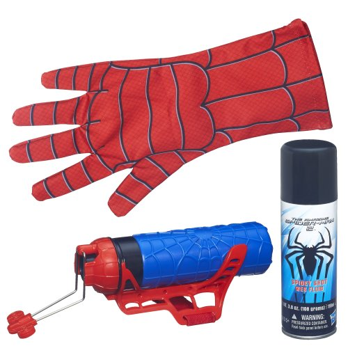 Marvel The Amazing Spider-Man 2 Mega Blaster Web Shooter with Glove