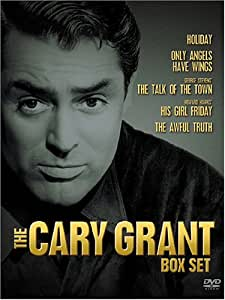 The Cary Grant Box Set (Holiday / Only Angels Have Wings / The Talk of the Town / His Girl Friday / The Awful Truth)