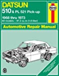 Haynes Datsun 510 and PL521 Pick-up M...