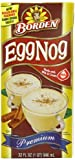 Borden Egg Nog 946 ml (Pack of 6)