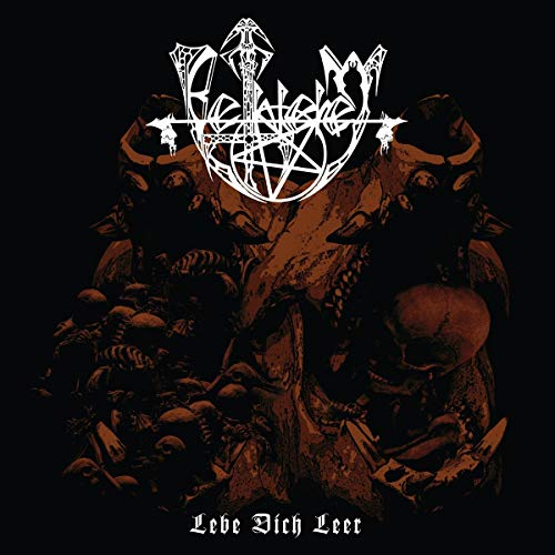 Vinilo : Bethlehem - Lebe Dich Leer (Black, Gatefold LP Jacket, Limited Edition)