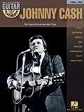 Johnny Cash - Guitar Play-Along Vol. 115 (Bk/CD)