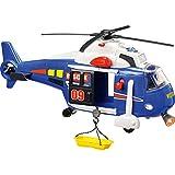 TEAM CITY - Hélicoptère 41 cm - Effets sonores et lumineux - Réf. 2033038356...