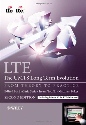 LTE - The UMTS Long Term Evolution: From Theory to Practice