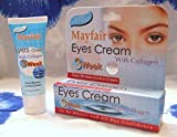 Mayfair 3 Weeks Eye Whitening Cream with Collagen 30ml