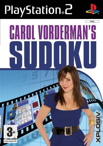 Carol Vorderman's Sudoku  (PS2)