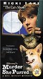Murder She Purred: A Mrs. Murphy Mystery [VHS]