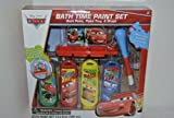 Disney Cars Bath Time Paint Set