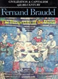The Perspective of the World (0006860796) by Fernand Braudel