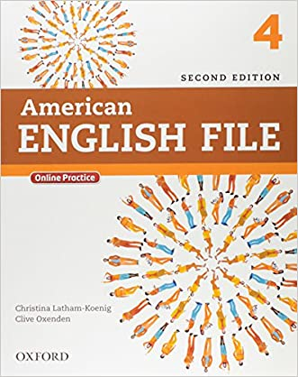 American English File 2nd Edition 4 Student Book Pack: with Online Practice