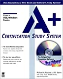 img - for A+ Certification Study System (Certification Study Guide) book / textbook / text book