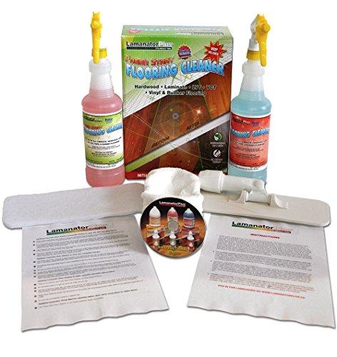 Lamanator Plus Fresh Start Laminate Flooring Cleaner Kit (Lamanator Plus Flooring Cleaner compare prices)