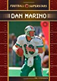 img - for Dan Marino (Football Superstars) book / textbook / text book